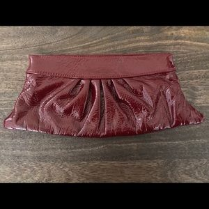Lauren Merkin leather clutch